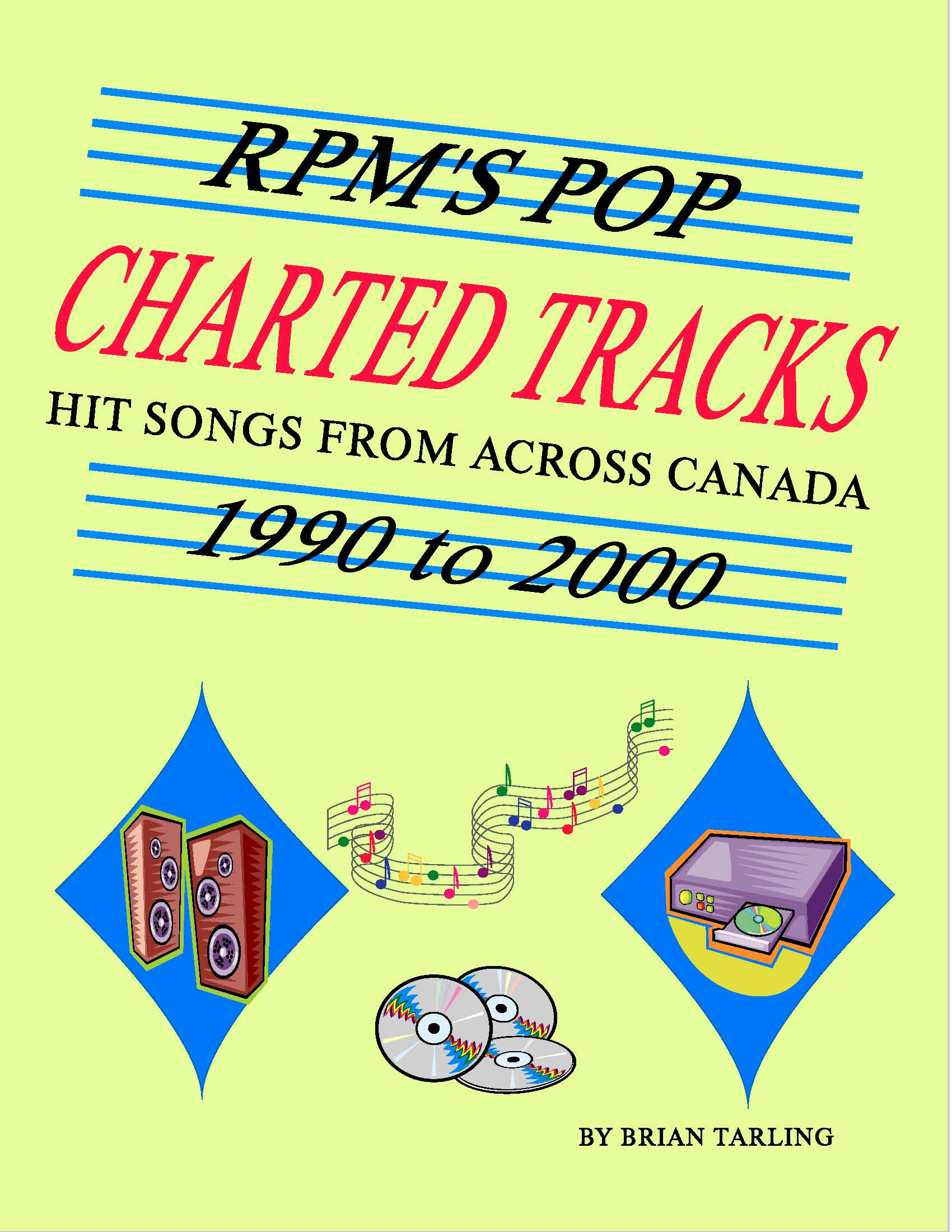 RPMS Pop Charted Tracks - Hit Parade